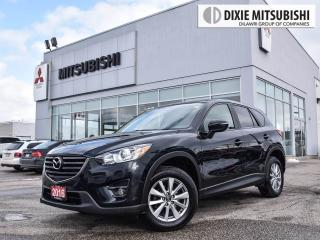 Used 2016 Mazda CX-5 GS | BLACK ON BLACK | HEATED SEATS | BLUETOOTH for sale in Mississauga, ON