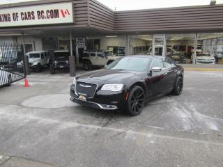 Used 2018 Chrysler 300 LIMITED (PREMIUM) for sale in Langley, BC