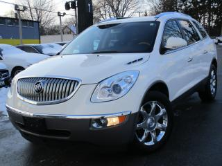 Used 2010 Buick Enclave CXL~AWD~BACK UP CAM~LEATHER~SUNROOF~7 PASSENGER for sale in Burlington, ON