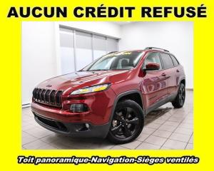 Used 2018 Jeep Cherokee High Altitude V6 4x4 for sale in Mirabel, QC
