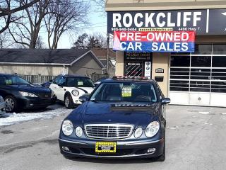 Used 2006 Mercedes-Benz E-Class 4dr Sdn 3.5L 4MATIC for sale in Markham, ON