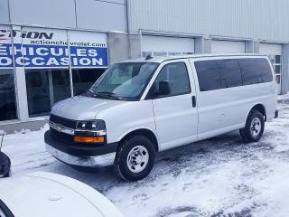 Used 2018 Chevrolet Express Lt,12 Pass,gr for sale in St-Hubert, QC