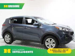 Used 2017 Kia Sportage LX for sale in St-Léonard, QC