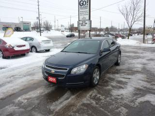 Used 2011 Chevrolet Malibu LT PLATINUM EDITION for sale in Kitchener, ON