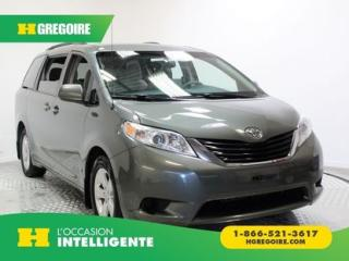 Used 2014 Toyota Sienna LE A/C CAMÉRA DE for sale in St-Léonard, QC