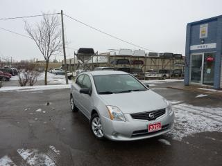 Used 2012 Nissan Sentra 2.0 S.LOW MILEAGE,LIKE NEW for sale in Kitchener, ON