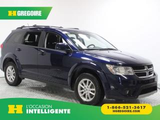 Used 2018 Dodge Journey for sale in St-Léonard, QC