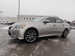 Used 2015 Lexus GS 350 SUPER RARE GSF for sale in Toronto, ON