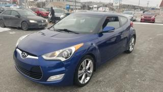 Used 2016 Hyundai Veloster Tech for sale in Mount Pearl, NL