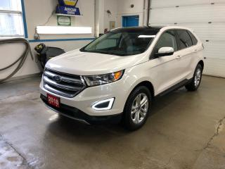 Used 2018 Ford Edge SEL for sale in Kitchener, ON
