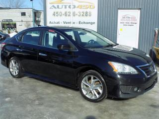 Used 2013 Nissan Sentra ***AIR CLIMATISE,GROUPE ELECTRIQUE*** for sale in Longueuil, QC