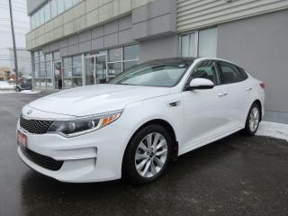 Used 2018 Kia Optima EX Tech for sale in Mississauga, ON
