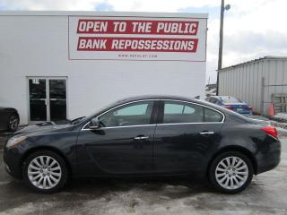 Used 2013 Buick Regal Turbo for sale in Toronto, ON