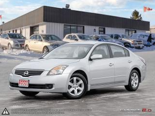 Used 2009 Nissan Altima 2.5 S for sale in Barrie, ON