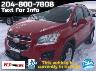 Used 2014 Chevrolet Trax 2LT for sale in Winnipeg, MB