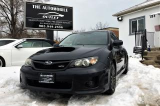 Used 2011 Subaru Impreza WRX w/Limited Pkg MANUAL for sale in Mississauga, ON