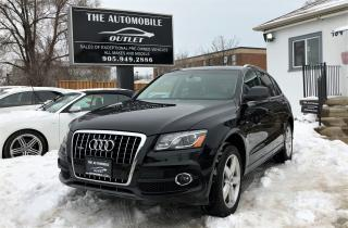 Used 2011 Audi Q5 3.2L Premium Plus S-LINE AWD PANO ROOF NAVI for sale in Mississauga, ON