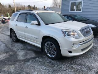 Used 2011 GMC Acadia Denali for sale in Middle Sackville, NS