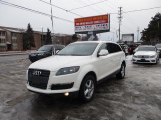 Used 2009 Audi Q7 for sale in Toronto, ON