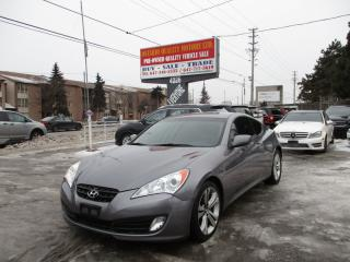 Used 2011 Hyundai Genesis Coupe Premium for sale in Toronto, ON