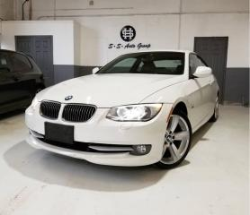 Used 2011 BMW 3 Series 328i xDrive COUPE|ACCIDENT-FREE|SPORT|WARRANTY| for sale in Oakville, ON