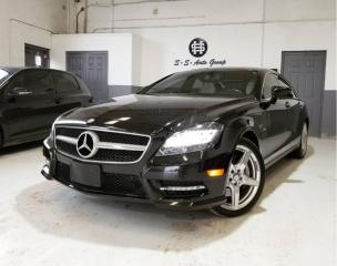 Used 2012 Mercedes-Benz CLS-Class CLS 550 4MATIC |AMG PKG|ACCIDENT-FREE|NAVI|BACKUP| for sale in Oakville, ON