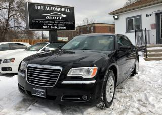 Used 2014 Chrysler 300 Touring LOW KMS NO ACCIDENT for sale in Mississauga, ON