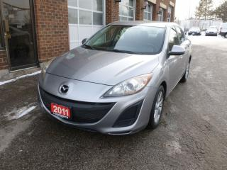 Used 2011 Mazda MAZDA3 GX for sale in Weston, ON