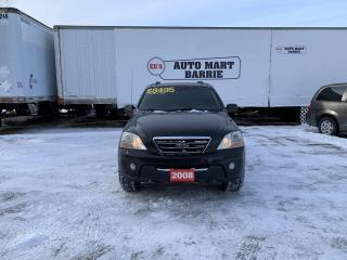Used 2008 Kia Sorento LX for sale in Barrie, ON