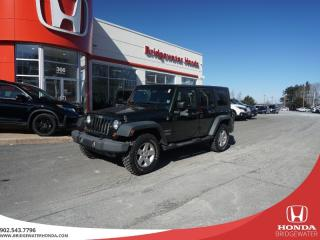 Used 2010 Jeep Wrangler Sport - 4 Door - Amazing Shape - Like New for sale in Bridgewater, NS