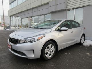 Used 2018 Kia Forte LX for sale in Mississauga, ON