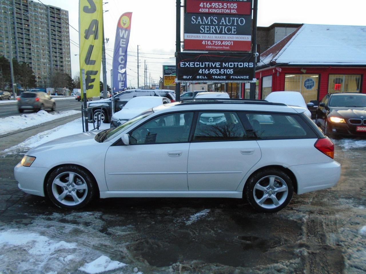 2006 Subaru Legacy 2.5I LIMITED/ LOADED/ LEATHER ./ AWD / ROOF/CLEAN