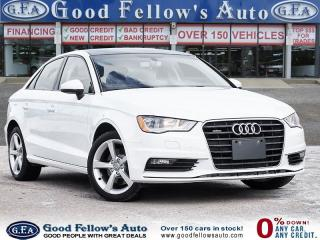 Used 2016 Audi A3 KOMFORT, QUATTRO, PANORAMIC ROOF, LEATHER SEATS for sale in Toronto, ON