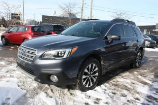 Used 2016 Subaru Outback 3.6R w/Limited & Tech Pkg for sale in Toronto, ON