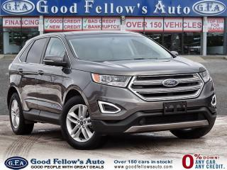 Used 2016 Ford Edge SEL MODEL, NAVI, REARVIEW CAMERA, PANORAMIC ROOF for sale in Toronto, ON