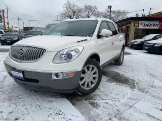 Used 2011 Buick Enclave for sale in Windsor, ON