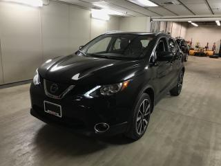 Used 2018 Nissan Qashqai SL for sale in Ottawa, ON