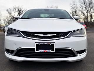 Used 2015 Chrysler 200 Limited for sale in Ottawa, ON