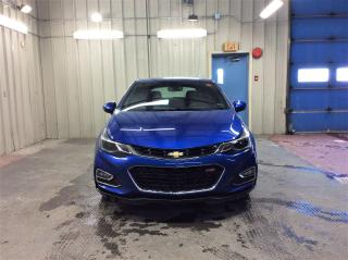 Used 2018 Chevrolet Cruze Premier for sale in Ottawa, ON