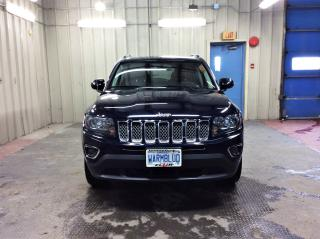 Used 2017 Jeep Compass High Altitude Edition for sale in Ottawa, ON