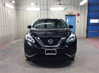 Used 2017 Nissan Murano SV for sale in Ottawa, ON