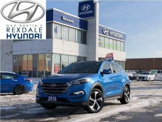 Used 2016 Hyundai Tucson Ultimate, ONE OWNER for sale in Toronto, ON