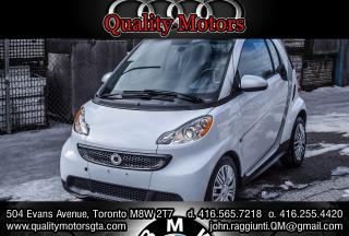 Used 2015 Smart fortwo PASSION for sale in Etobicoke, ON