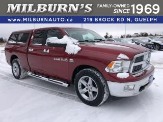 Used 2011 RAM 1500 Big Horn 4x4 w/ Cap for sale in Guelph, ON