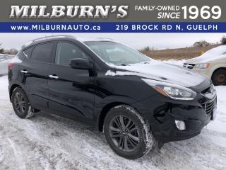Used 2015 Hyundai Tucson GLS for sale in Guelph, ON