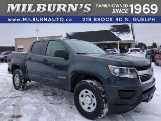 Used 2017 Chevrolet Colorado WT for sale in Guelph, ON