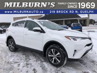 Used 2018 Toyota RAV4 XLE AWD for sale in Guelph, ON