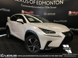 New 2019 Lexus NX 300 Executive Package for sale in Edmonton, AB