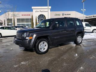 Used 2017 Jeep Patriot Sport,Only 7000 km ! for sale in Surrey, BC