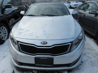 Used 2013 Kia Optima SX NO ACCIDENTS CLEAN CARPROOF for sale in Toronto, ON
